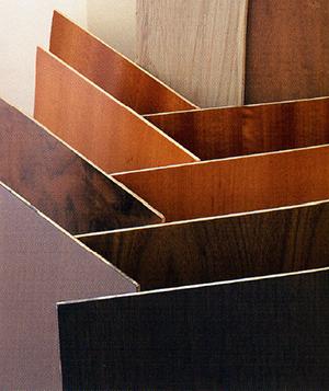 木材透明着色仕上げ(2)建築の場合
