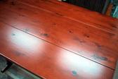 パイン無垢折りたたみテーブル