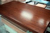 オーク無垢材製テーブル天板