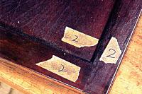 飾り棚の再生・塗りなおし(3)