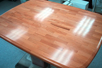 ぶな集成材製テーブル天板
