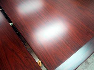 ローズウッド会議テーブル天板